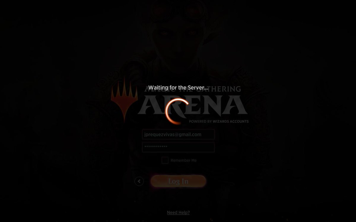 Mtg Arena Lost Connection To Server