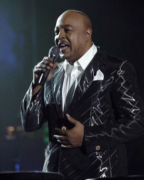 Happy Birthday to the Great Peabo Bryson we love you & your Music