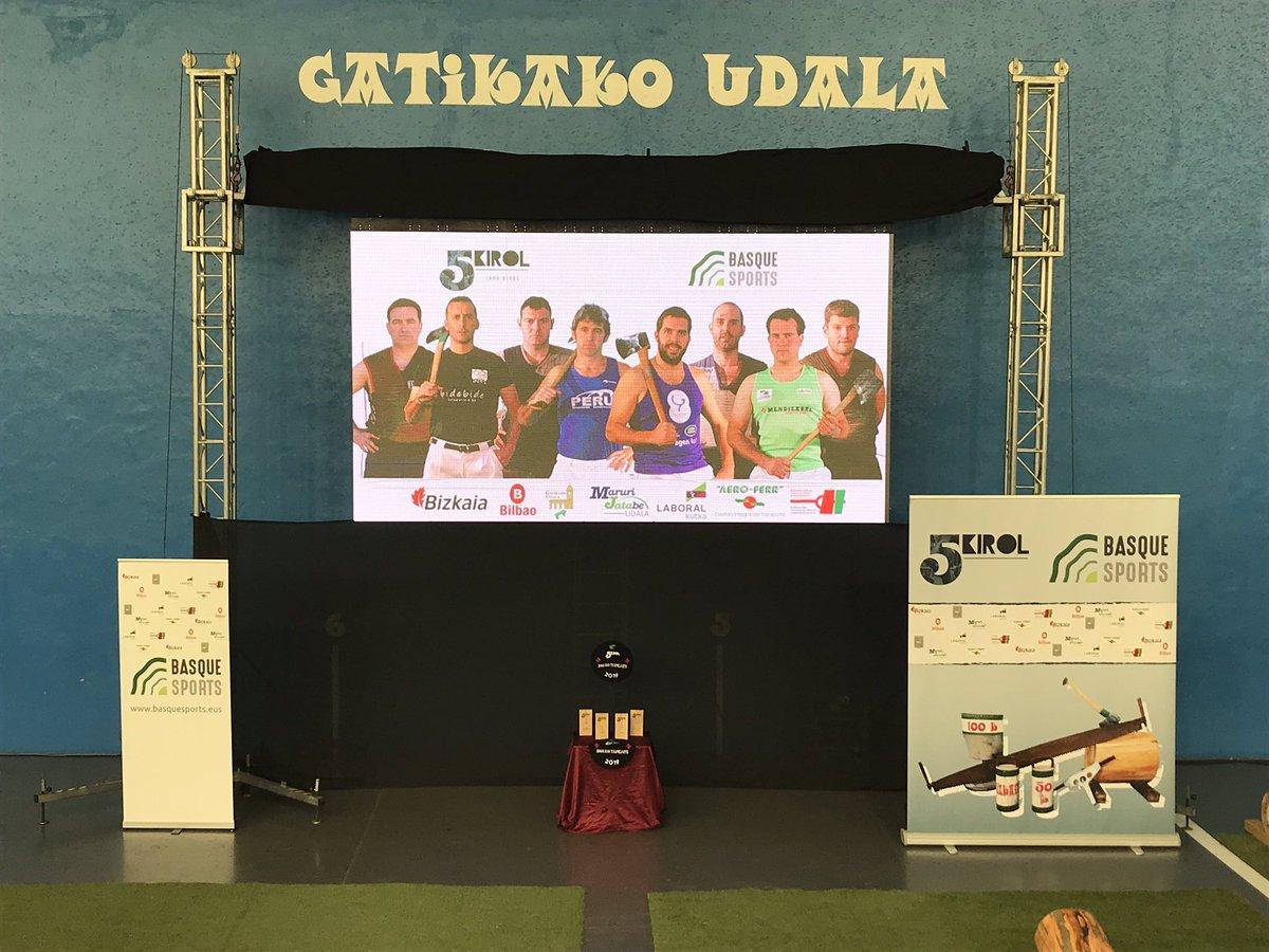 #5Kirol hastear dago @BasqueSports @eitbkirolak https://t.co/Oz4yMB2gZD