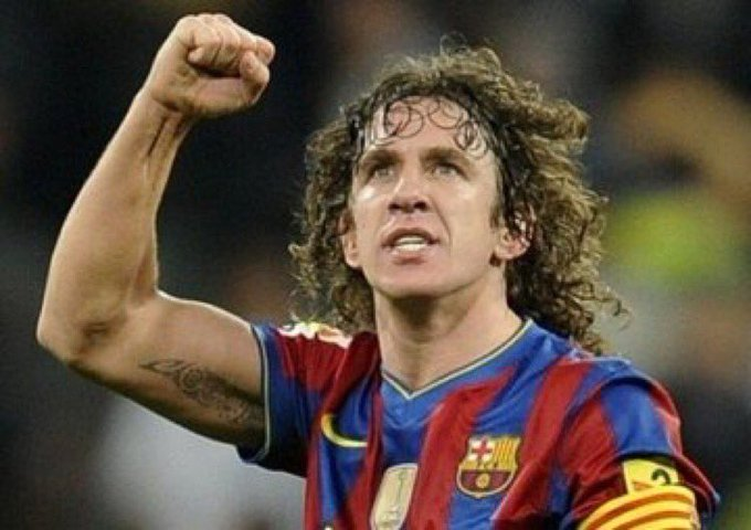 It s carles puyol s birthday. The best defender ive ever seen in Barcelona.  Happy birthday, Captian!