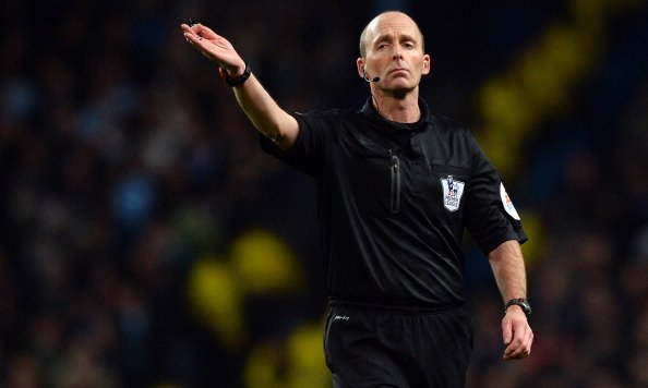 bwin's photo on Mike Dean