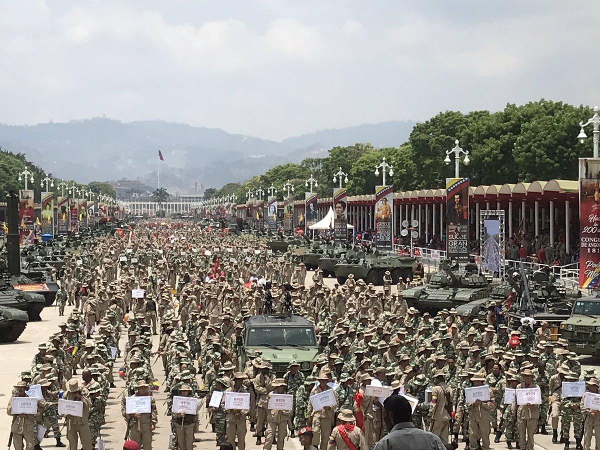 "Maduro: ""¡El Imperialismo quiere matarme!"" D4C4ISwWwAAQI4J"