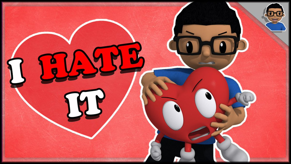 NEW VIDEO: This video was so much fun to animate. Thank you @BrodyAnimates for voicing the Heart character. So yea check out the NEW VIDEO and tell me what you think.   https://www. youtube.com/watch?v=RYeuVl z7pWI &nbsp; …    #animation #Animations #3Danimation #Youtuber #ValentinesDay #animator #ContentCreator<br>http://pic.twitter.com/WEXxYXdNet