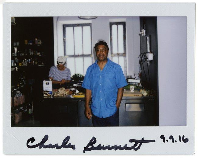 Wishing the great Charles Burnett a very happy birthday! ✨