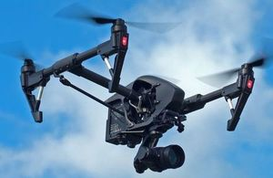 San Francisco 49ers head of security: NFL needs permission to shoot down threatening drones