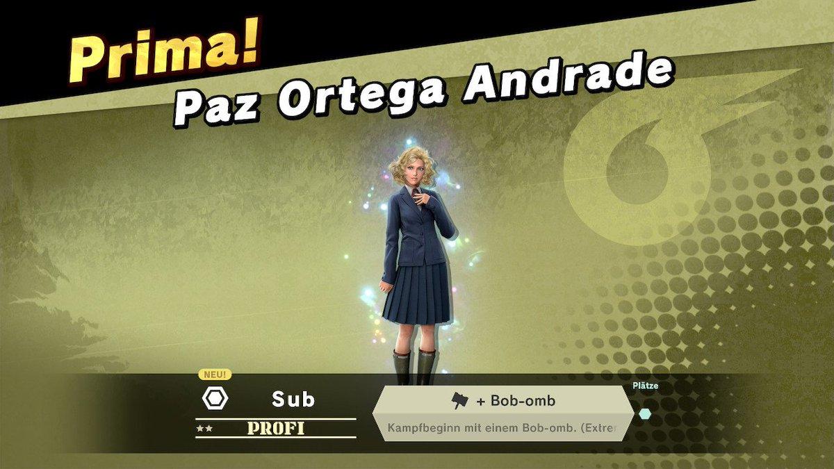 Todays new spirits! #SmashBros #SmashBrosUltimate #NintendoSwitch