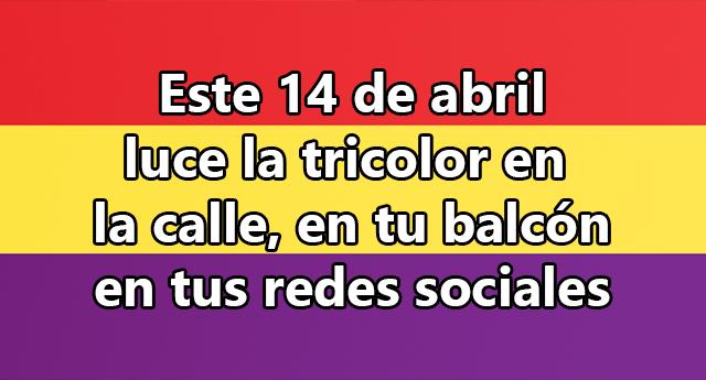 Unión Republicana's photo on #14abril