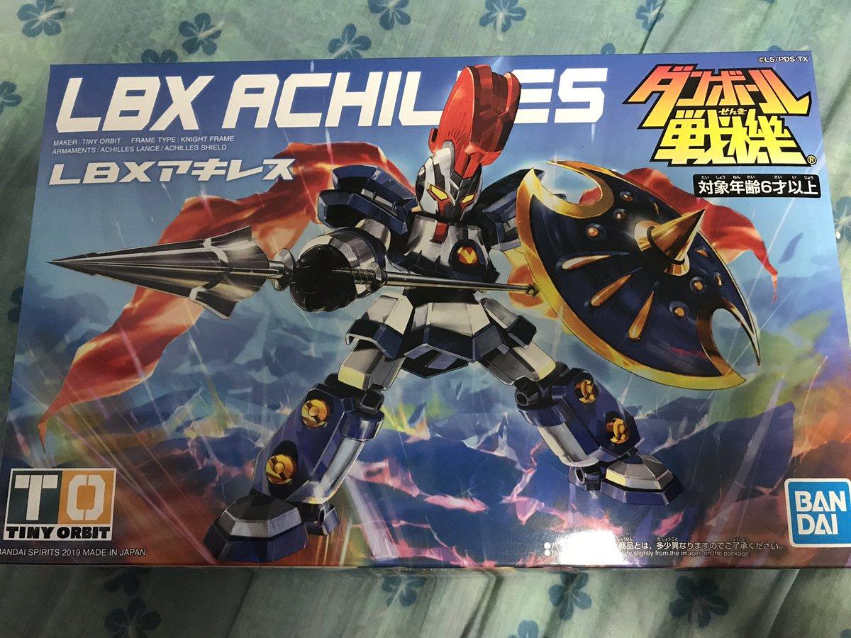 LBX ダンボール戦機 アキレスに関する画像9