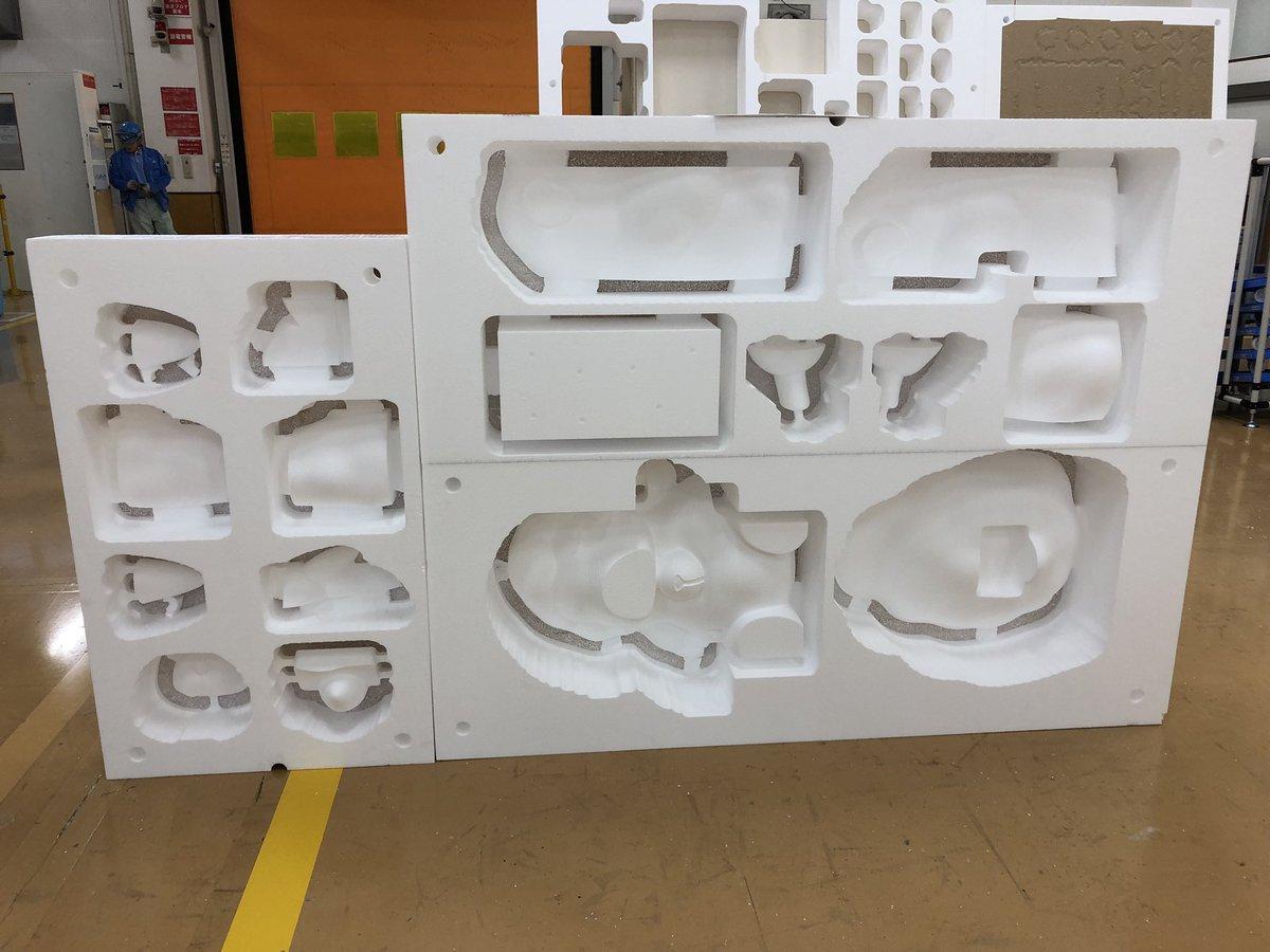 KimuraFoundry 木村鋳造所🇯🇵🇺🇸公式 20mまでの発泡スチロール模型作りますさんの投稿画像