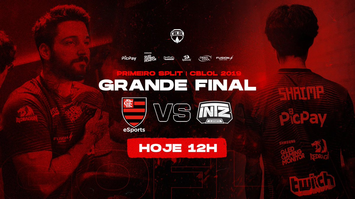 Flamengo eSports #GOFLA's photo on #GOFLA