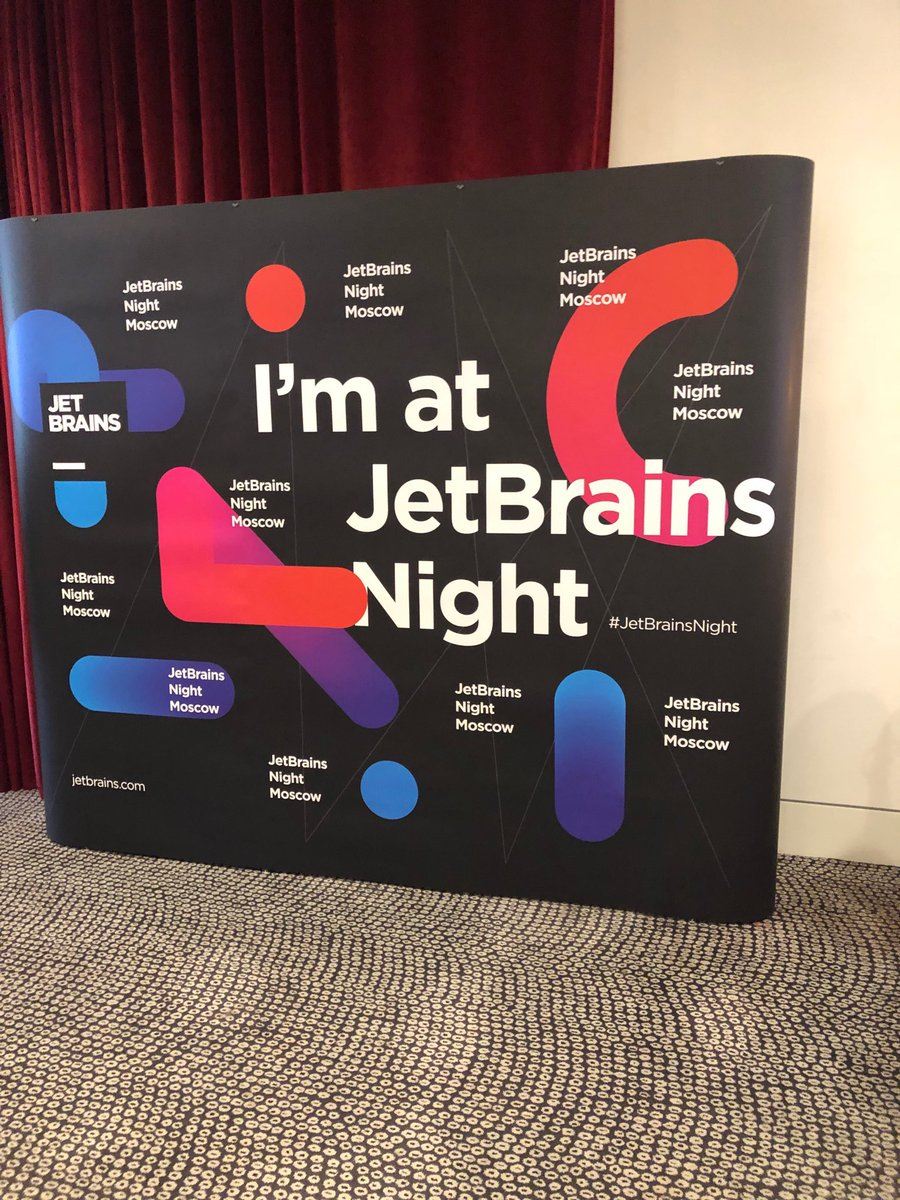 jetbrainsnight hashtag on Twitter