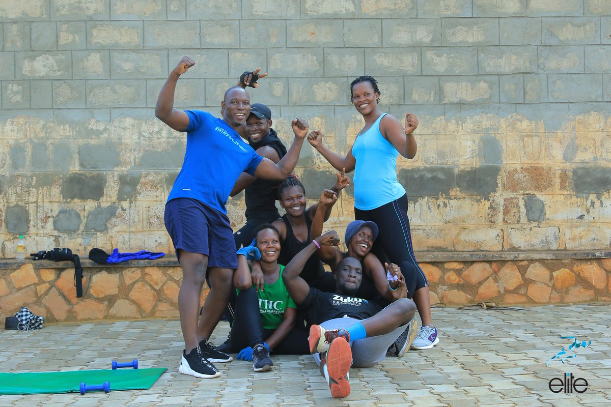 Thank y'all for coming through for the #Elitebootcamp #BugolobiCircuit . We hope you had fun see you again in the next one.