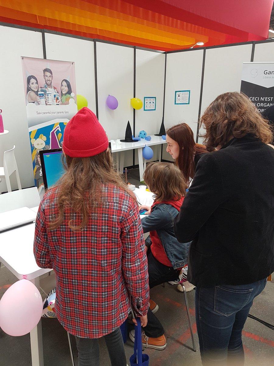 A la découverte du monde merveilleux de @familystorigin au #FenoNormandie ! Des jeux ludo-éducatifs pour vos enfants. #innovation #magie #apprentissage…