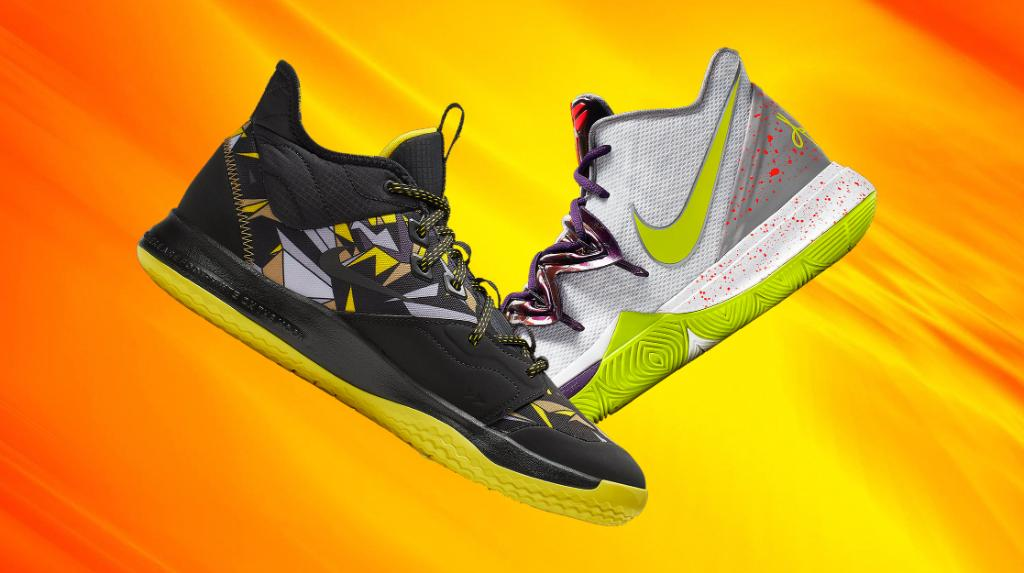 357cd508d2f7 happy grab a pair of the nike pg3 or kyrie 5 mamba mentality to celebrate  buy
