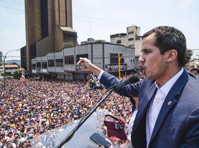 Gustavo Bracho's photo on #14abril