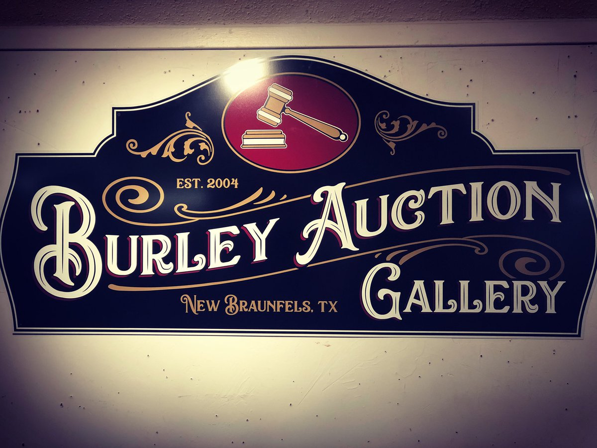 Burley_Auction_Gallery - @AuctionBurley Download Twitter MP4