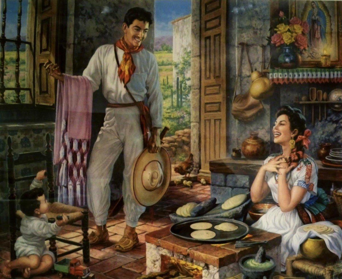 мексиканские картины фото недостаточное