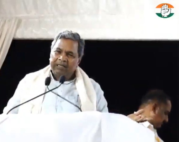 Today the respect for the post of Prime Minister is lost because of @narendramodi : @siddaramaiah , former CM  #NYAYForKarnataka
