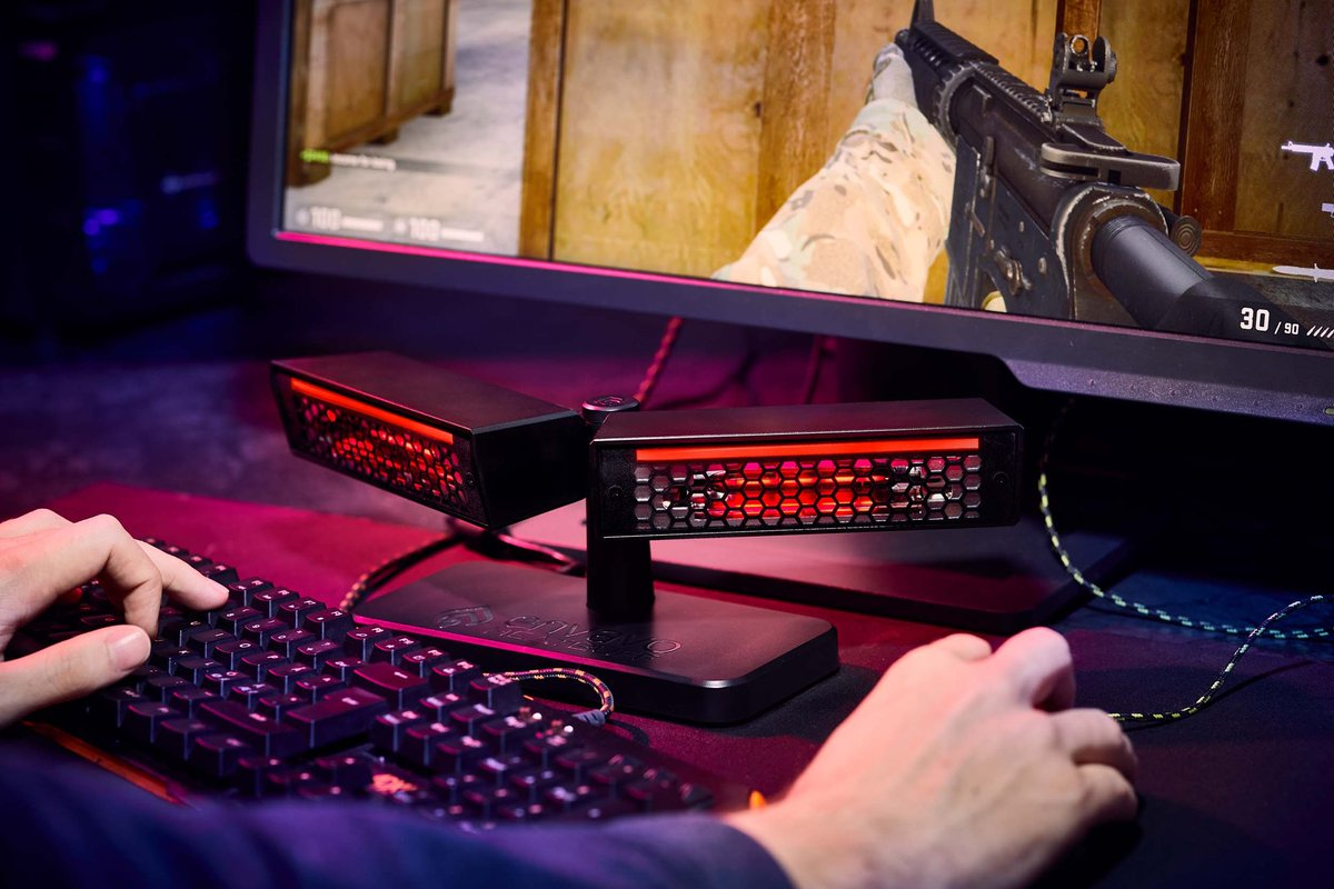 The Envavo heatbuff uses innovative technology to not just fan heat your hands, but actually improve the blood flow from within. This achievement is non-parallel to any desk heater and it's the reason the comfort fron our product is beyond anything alike. #gaming #coldhands #desk https://t.co/coTMq0x5KI