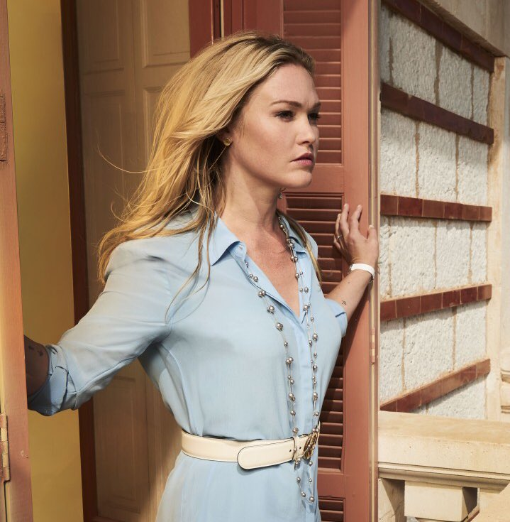 Julia Stiles joins the cast of #Hustlers!  She will play a prestigious magazine journalist in the film, which will also star Jennifer Lopez, Constance Wu, Keke Palmer, Lili Reinhart and Cardi B. (via @ETNow) <br>http://pic.twitter.com/0NM16wdeO6