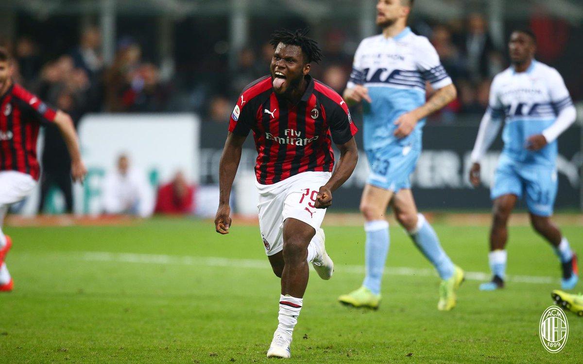 Video: AC Milan vs Lazio