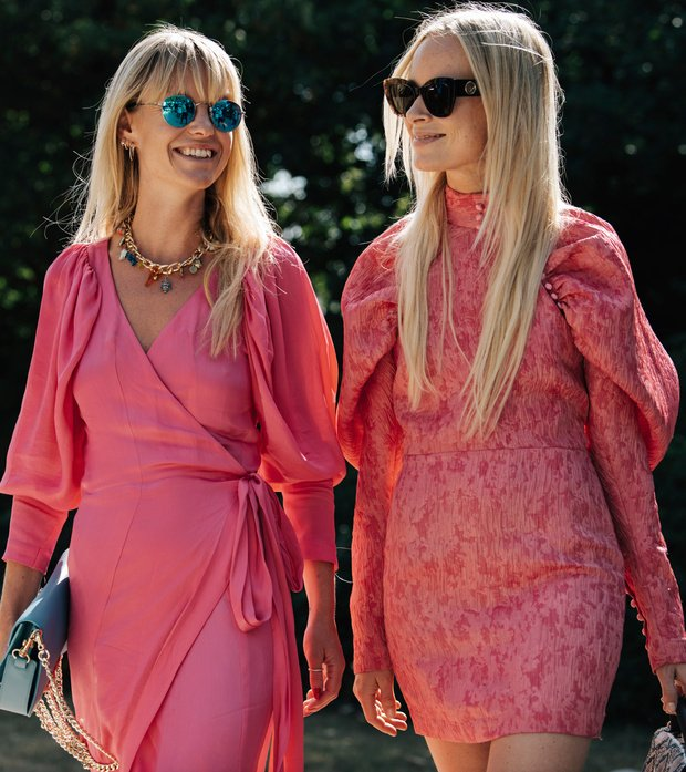 Cortos Y RosaLa España Color En Vogue TwitterVestidos On srQxthdC
