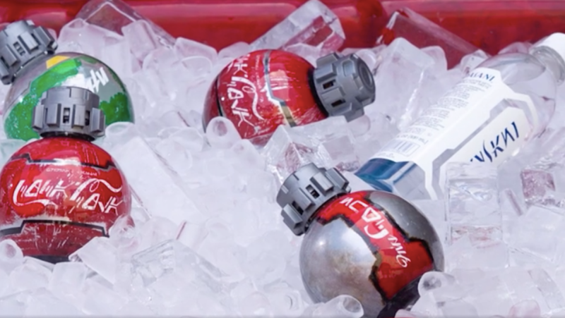 This is how Earth drinks are becoming part of Star Wars canon