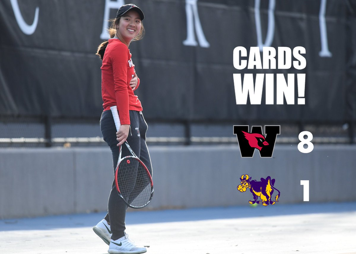 test Twitter Media - RT @CardsTennis: FINAL: Women 8, Williams 1 https://t.co/WEyYuV0IV8