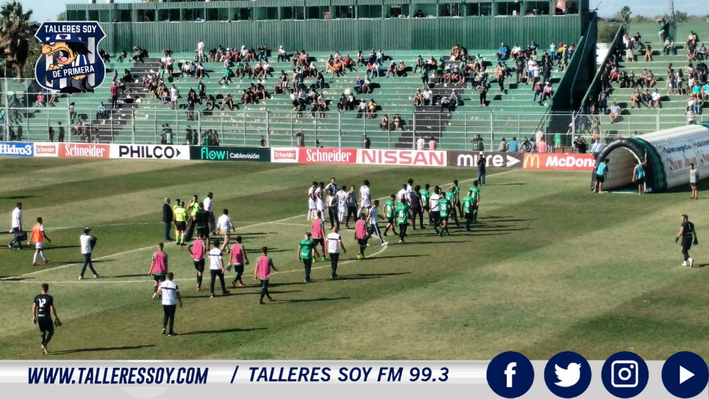 Talleres Soy📻 de 1ª's photo on #SanMartínSJ