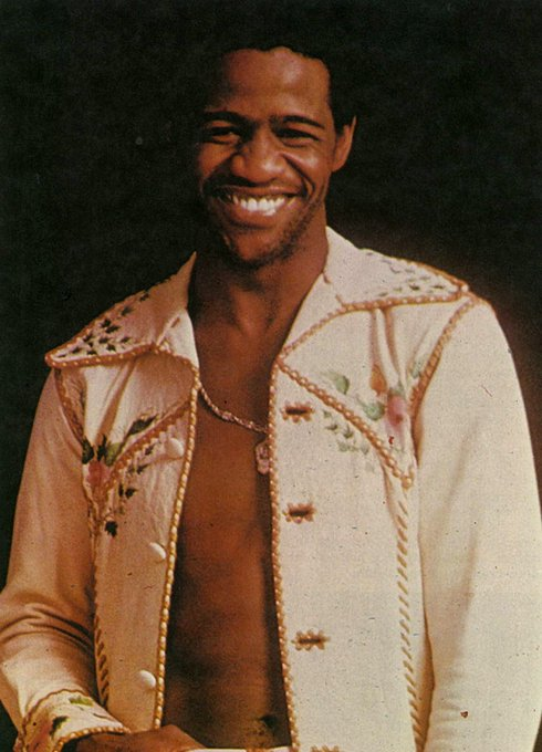 Happy Birthday to one of the greatest soul singers of all time, Al Green. Today he turns 73 years old