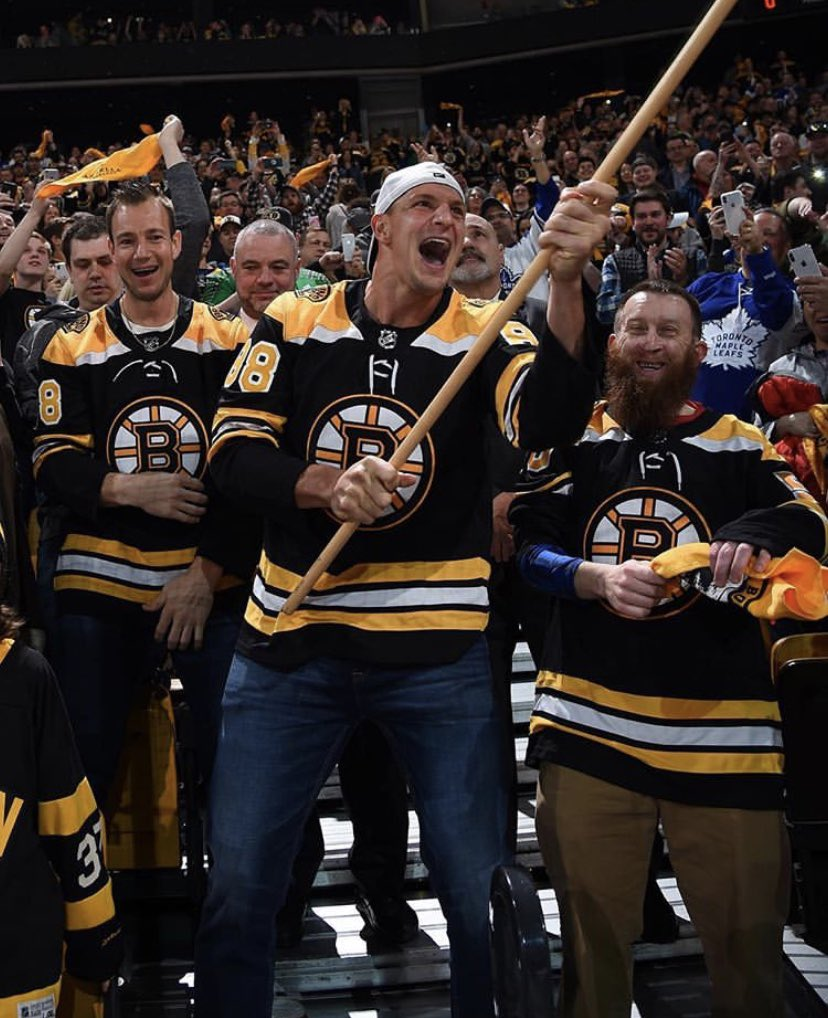 Bruins Dynasty's photo on Gronk
