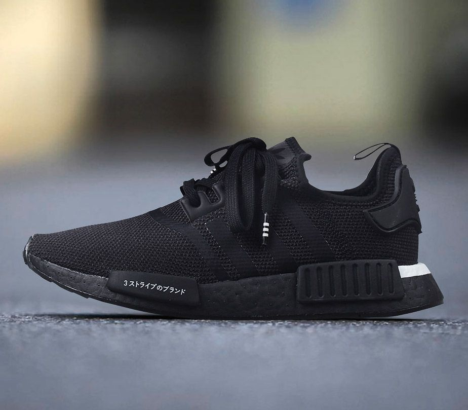 e4c909f8b Sizes 8-13 available adidas NMD R1  Japan Black     https