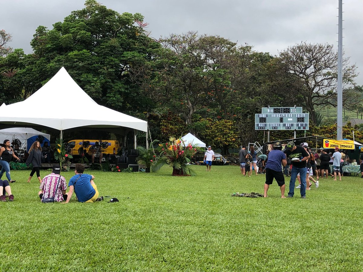 test Twitter Media - Overcast at the Hana Kalo Festival. #cmweather #maui #kalo #taro #hana #mauinokaoi https://t.co/O2SQlqNTS3