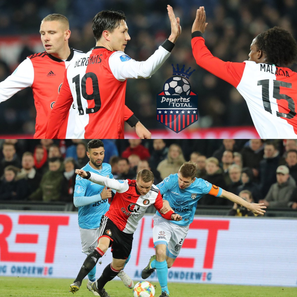 Deportes Total's photo on heracles