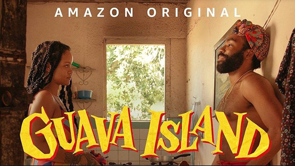 I am so ready for this 😍 #GuavaIsland