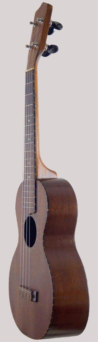 Schireson Brothers rope tenor ukulele