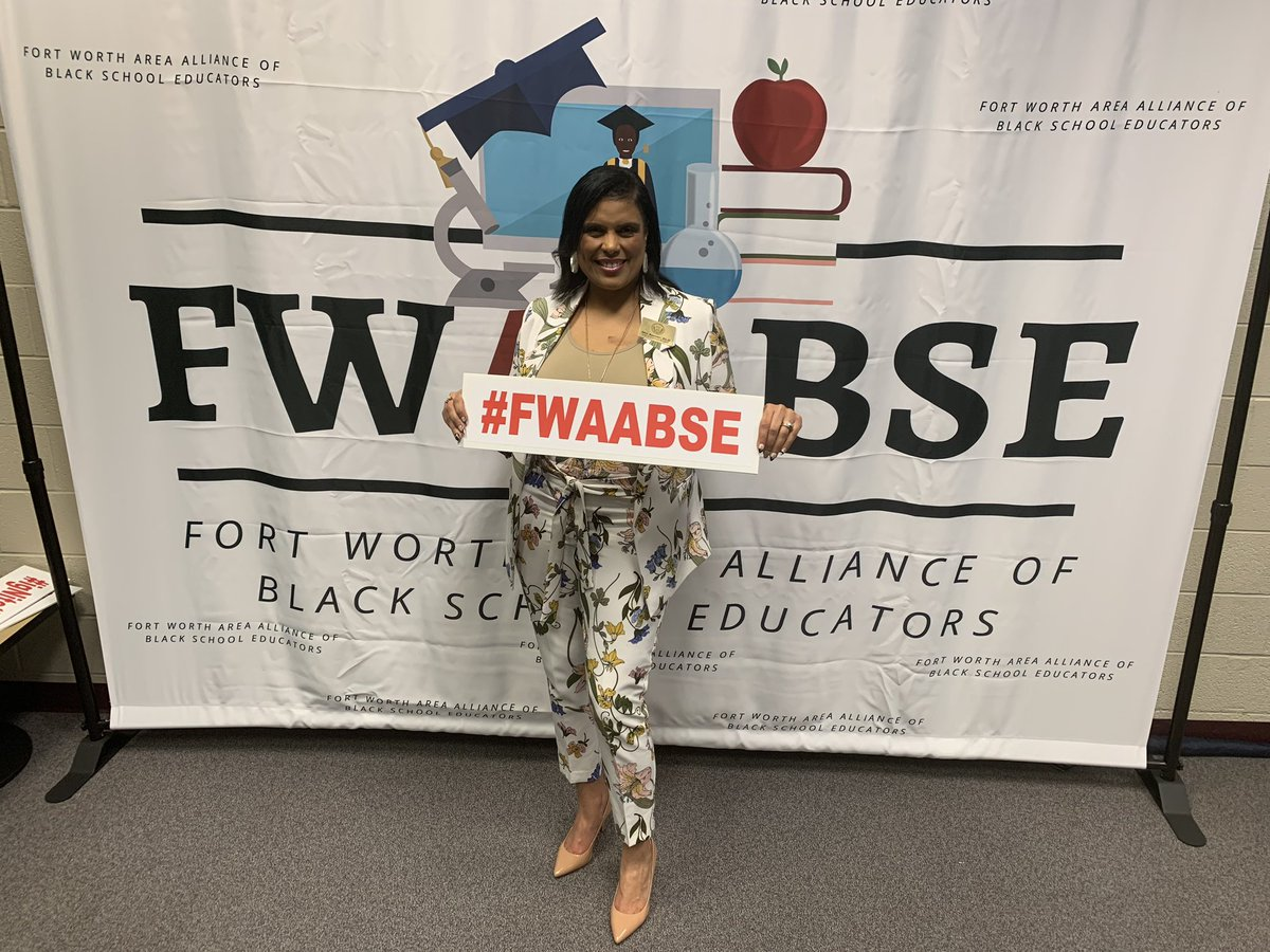 EISD representing at #FWAABSE Conference! Had a great time presenting!!