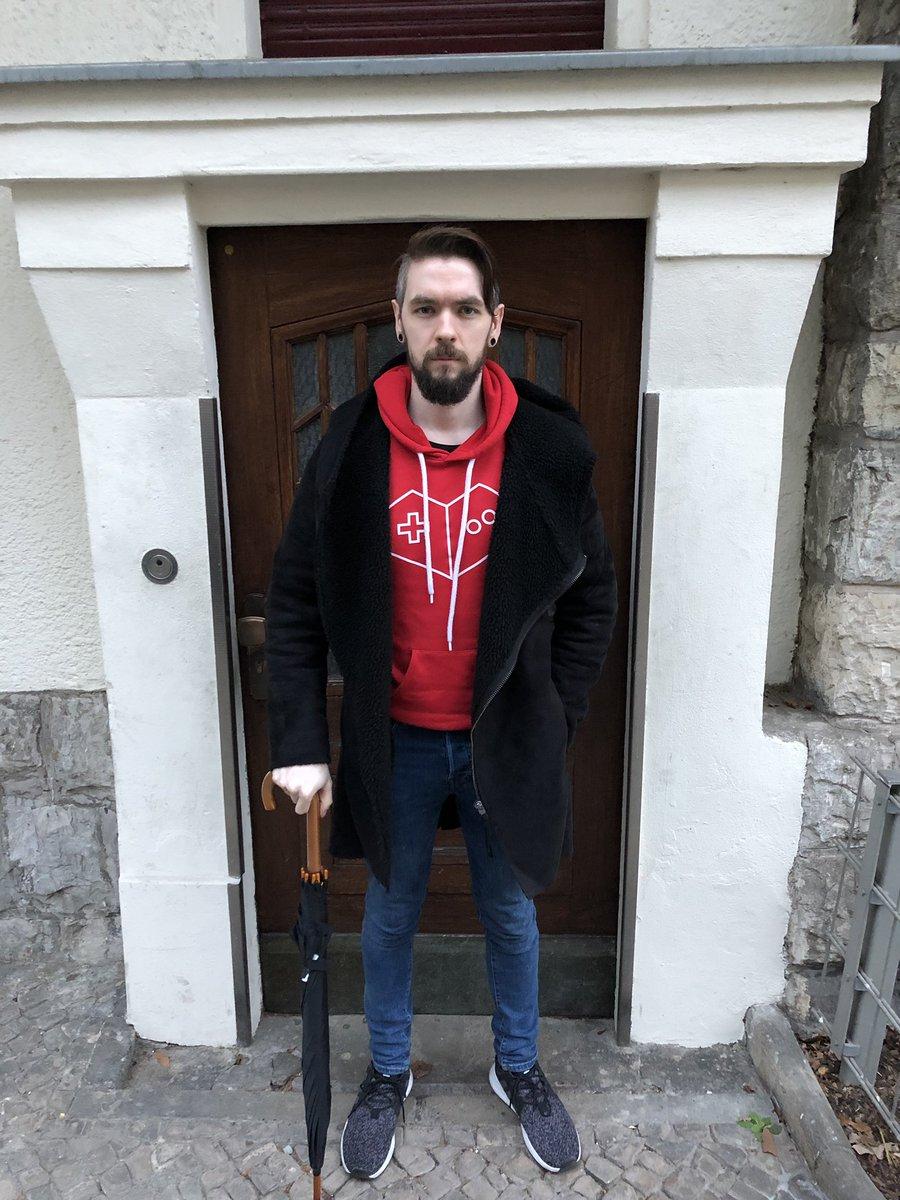 Big man or Small door?