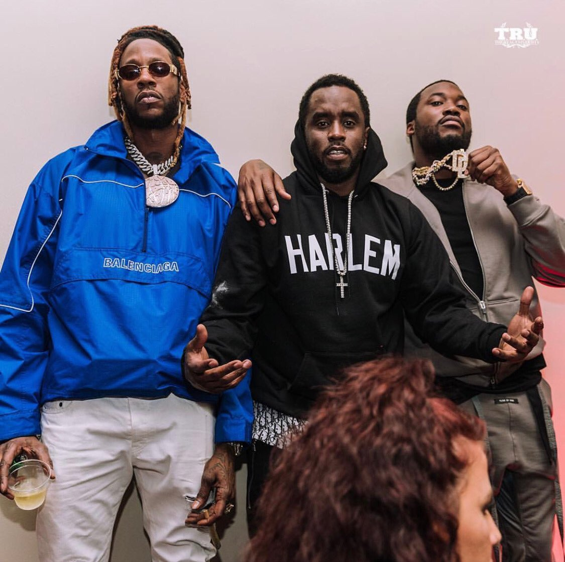 3 kings!!! Toni @Diddy and @MeekMill