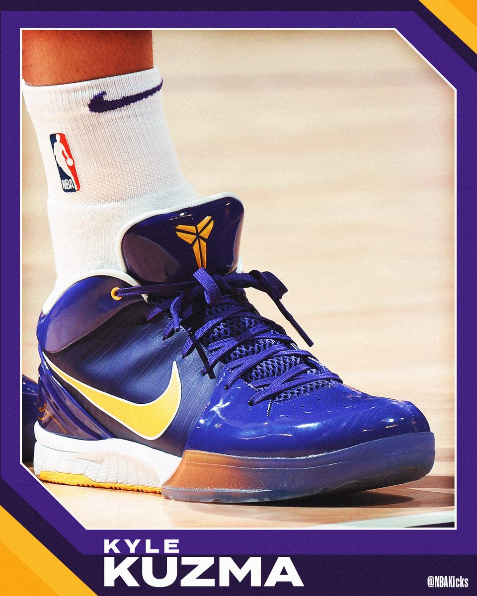 3968670d9f9 What s been your fave Nike Kobe 4 Protro this season    MambaDay  NBAKicks pic.twitter.com YdElE6UHjI