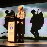 Image for the Tweet beginning: Honored to address why Anzac