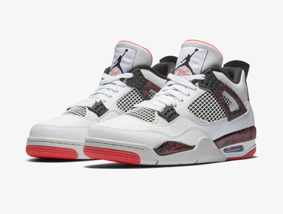 9e145ec22ac8  SneakerScouts The Air Jordan 4  Pale Citron  is now available via   kicks usa