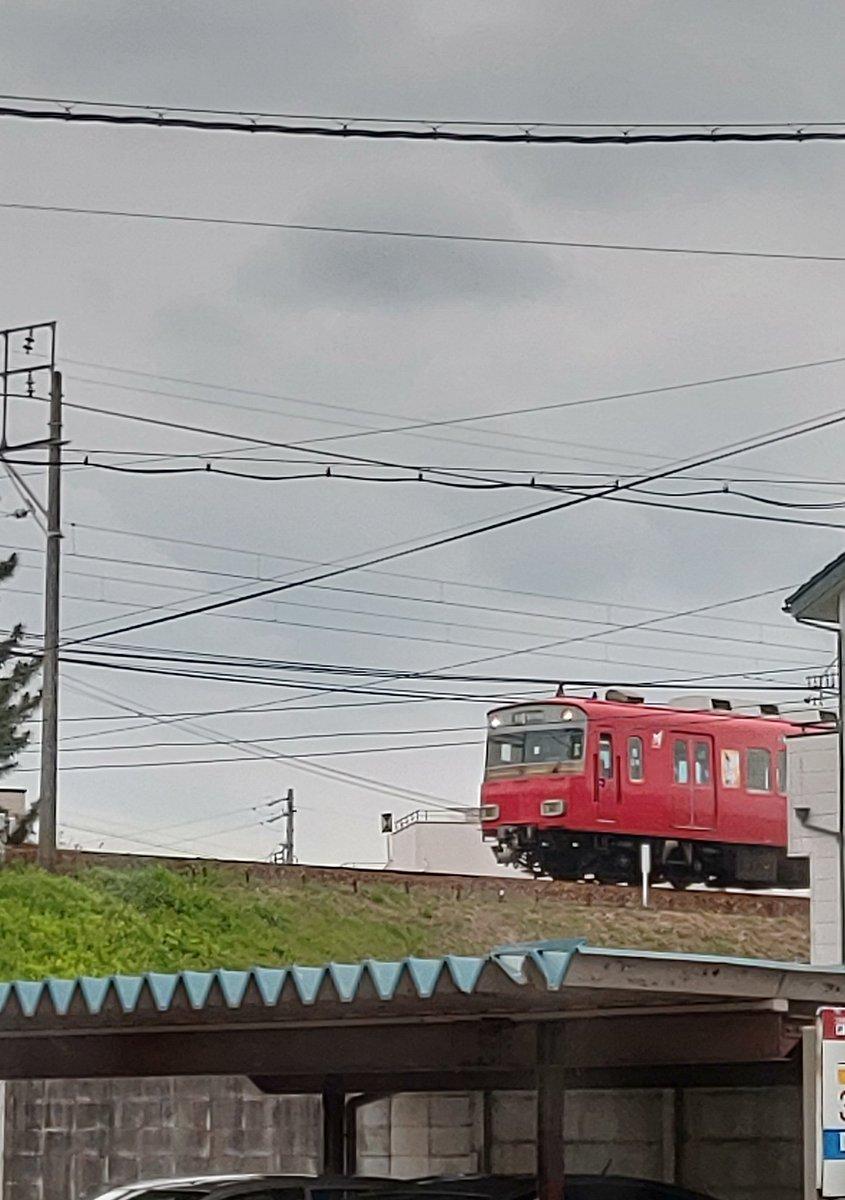 名鉄名古屋本線の名電山中駅~藤川駅間で人身事故の画像