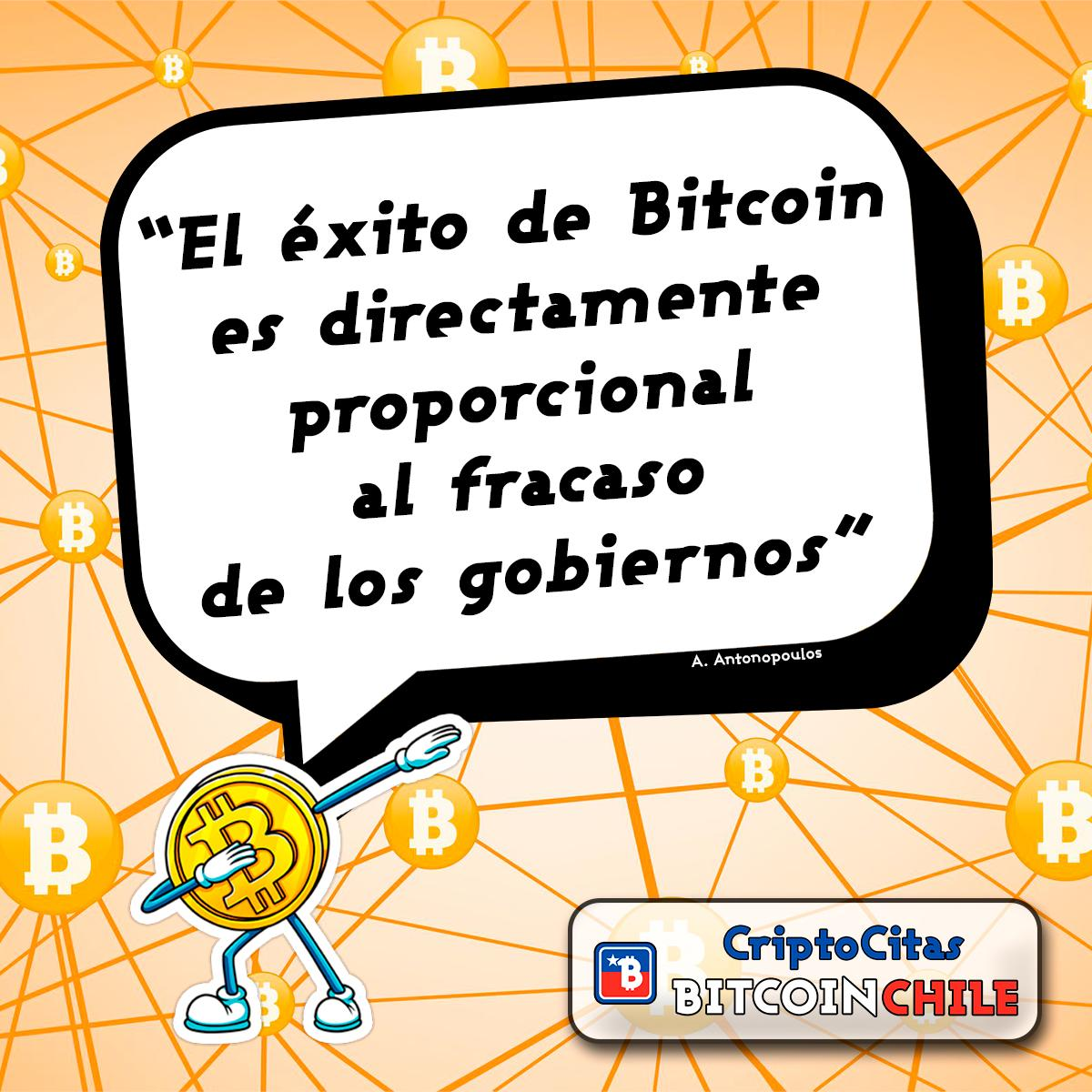 Bitcoin Chile Jan3 On Twitter Qué