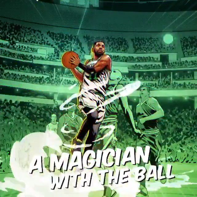 'A MAGICIAN WITH THE BALL'   @KyrieIrving x #NBAPlayoffs   ��: (5) IND vs. (4) BOS, Game 1  ⏰: 1pm/et ��: @NBAonTNT https://t.co/M368AOzTnE