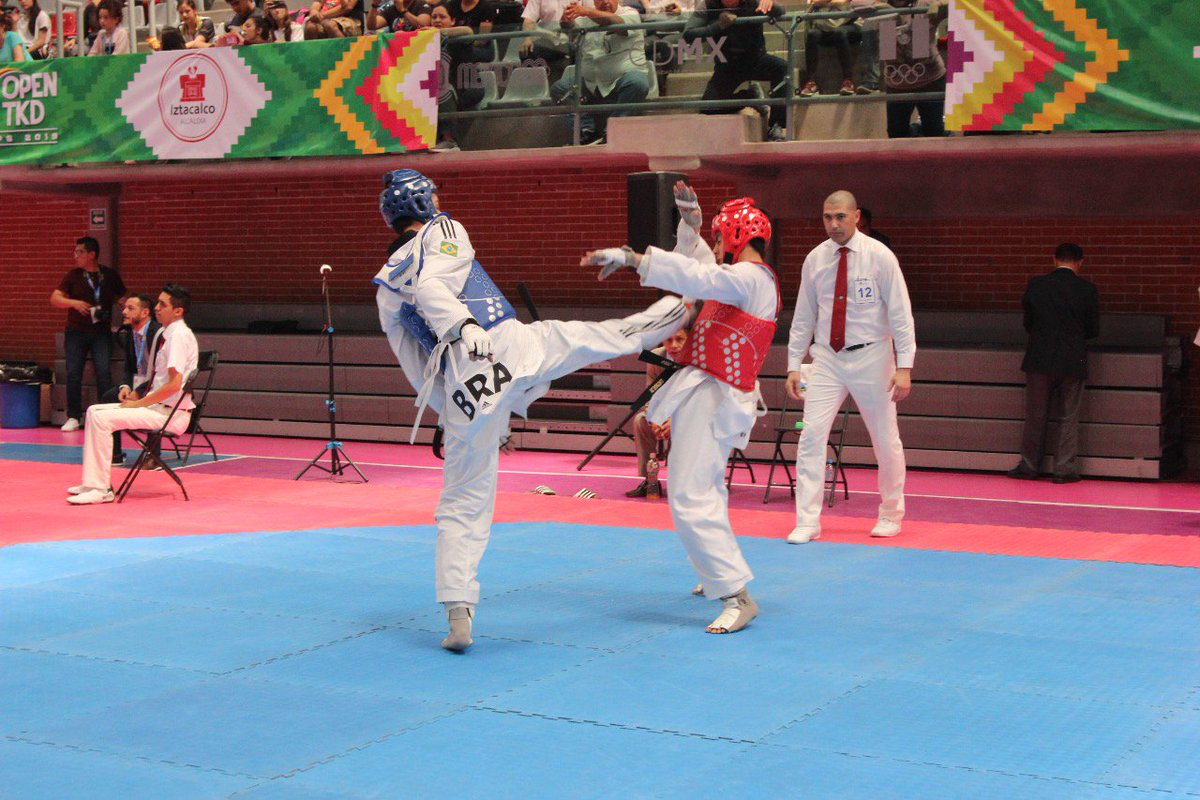 Cuba finishes third in Mexico Taekwondo Open