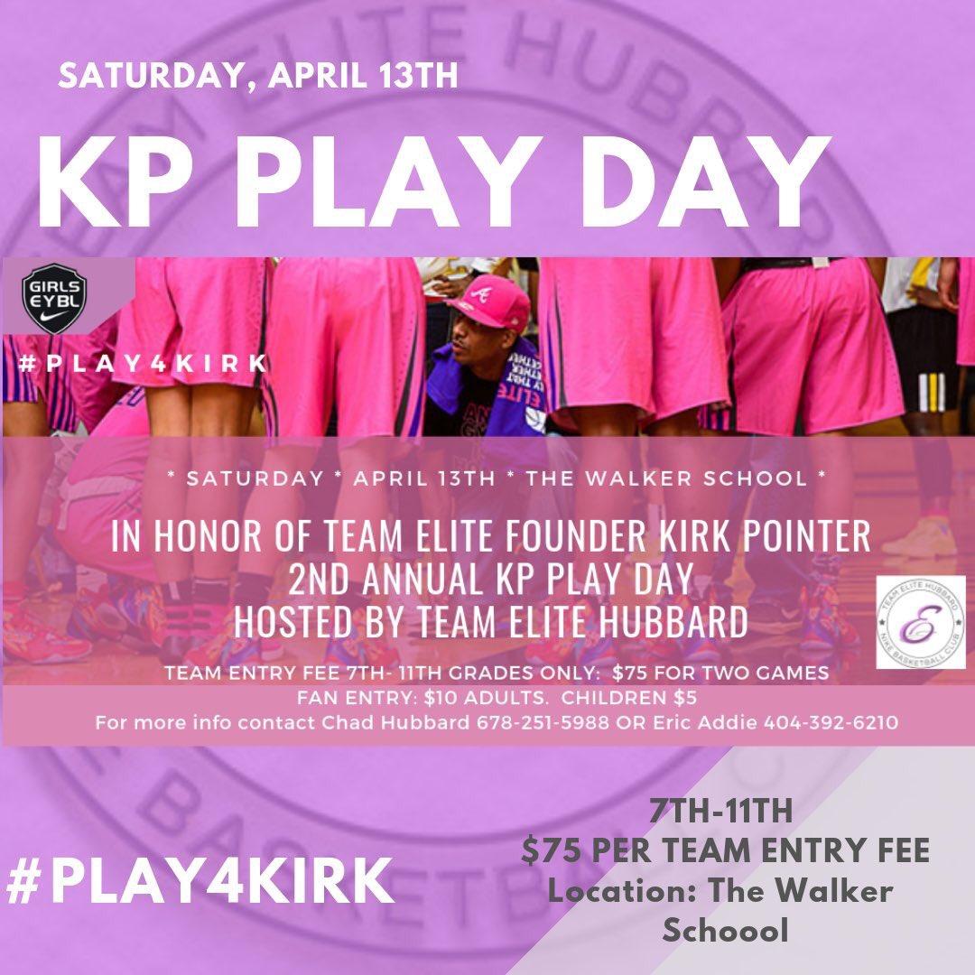 #Play4Kirk ❤️🏀