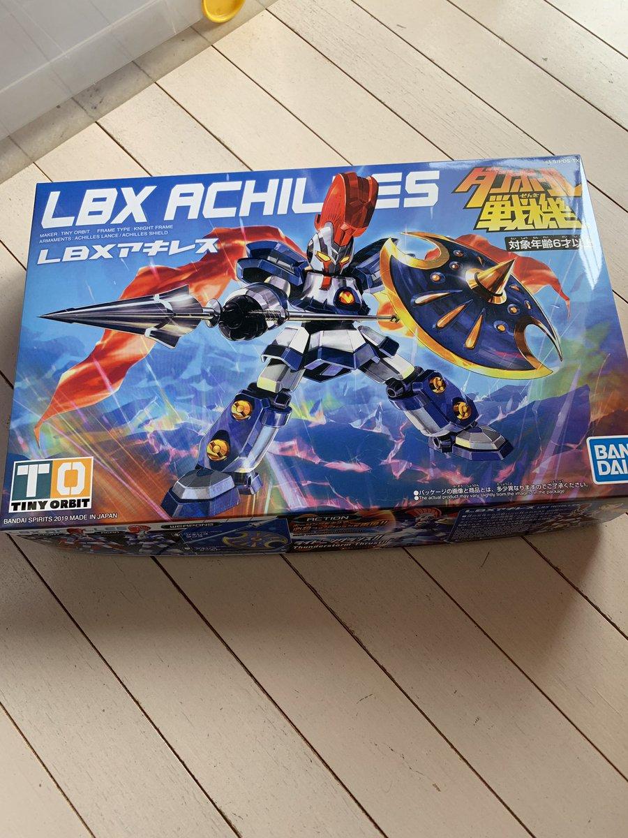 LBX ダンボール戦機 アキレスに関する画像10