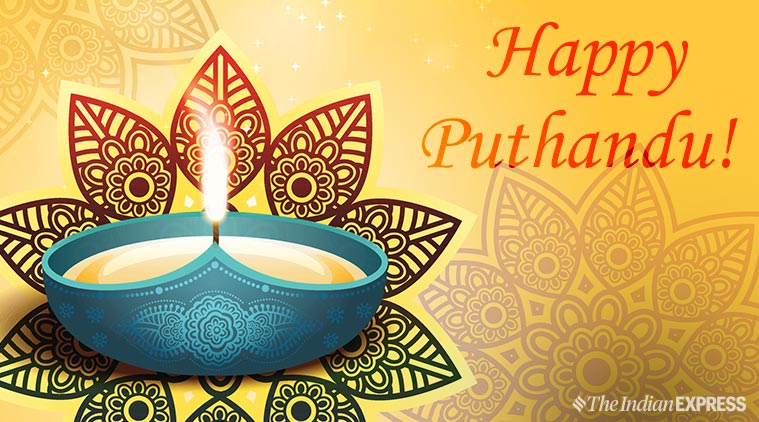 Happy Puthandu, also known as #TamilNewYear! May the year ahead be one of peace, love and understanding, and be filled with many blessings for you and yours.