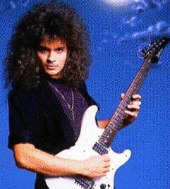 Happy 55th Birthday To Vinnie Moore - UFO, Alice Cooper and more